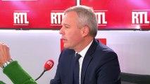 """""""On ne peut pas baisser tous les impôts et toutes les taxes en France"""", dit de Rugy"""