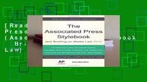 [Read] The Associated Press Stylebook 2013 (Associated Press Stylebook   Briefing on Media Law)