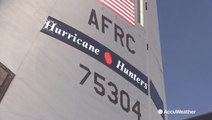 Hurricane Hunters explain the dynamics of the job