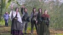 Outlander - saison 5 - vidéo du début du tournage (VO)