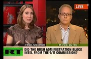 9/11 Commission ordered to scale down investigation: Investigative Journalist Russ Baker (2010)