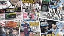 Matthijs de Ligt a refusé Manchester United, Eden Hazard laisse la porte ouverte à un transfer request