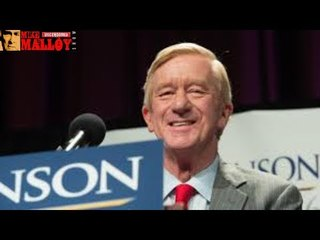 """Bill Weld: """"Trump Doesn't Even Pretend To Be Conservative"""""""