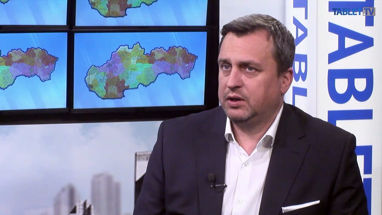 DANKO: Kotlebovi nikto ruku nepodá v Rusku ani v Amerike