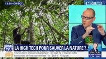 La high tech pour sauver la nature ?