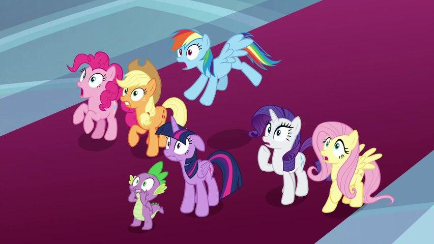 My Little Pony L'amicizia è magica [Stagione 9] [Episodio 1] L'inizio della fine - Parte 1 [1080p] [COMPLETO]