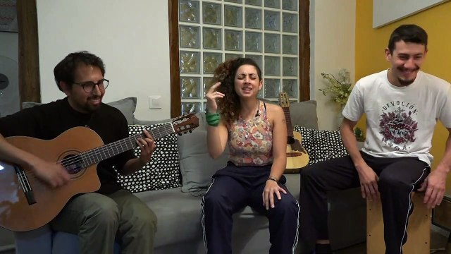 Mica Farías charla con Okdiario durante su visita a Madrid para presentar su último trabajo