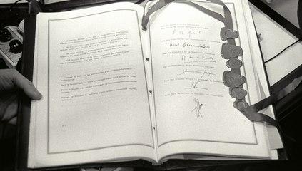"""""""Soixantième anniversaire de l'entrée en vigueur du Traité(s) de Rome"""", colloque organisé par l'Institut de Recherche en Droit Européen et Comparé (IRDEIC), discours d'accueil, Marc BLANQUET, Directeur de l'IRDEIC et du CEEC _Traité de Rome_29&30-11-18_01"""