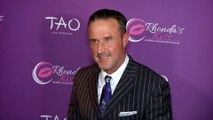 David Arquette 'Rhonda's Kiss Good Fortune Gala' Purple Carpet
