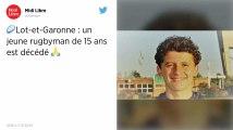 Lot-et-Garonne. Un rugbyman de 15 ans décède après un arrêt cardiaque à l'échauffement
