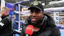 'MY BROTHER (DILLIAN WHYTE) WAS RIGHT TO TURN DOWN ANTHONY JOSHUA'S OFFER'' - SAYS DEAN WHYTE