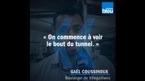 Inondations dans l'Aude : le boulanger de Villegailhenc