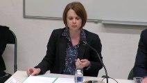 """""""Le Parlement européen, miroir des crises de l'Union européenne ? """", Laetitia GUILLOUD-COLLIAT, Professeur, Université Grenoble Alpes _@Traité de Rome_IRDEIC_29&30-11-18_16"""