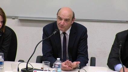 """""""L'Union européenne est-elle une Communauté ? """", Marc BLANQUET, Professeur, Université Toulouse I Capitole, chaire Jean Monnet _@Traité de Rome_IRDEIC_29&30-11-18_17"""
