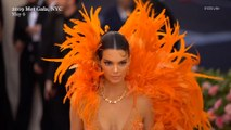 Right Now: Kendall Jenner Met Gala Red Carpet 2019