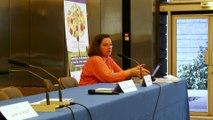 Journées Scientifiques de l'Environnement (JSE) 2019 – 2e jour de colloque scientifique : intervention de Cécile Claveirole