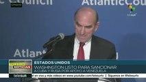 EEUU contempla sanciones a Cuba y Rusia por su apoyo a Venezuela