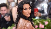 Kim Kardashian West Wore A New KKW Beauty Lip Product to the 2019 Met Gala