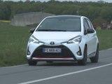 Essai Toyota Yaris 100h hybride GR Sport (2019)