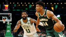 2019 NBA Playoffs: Giannis Shows Example of True Star While Kyrie Struggles