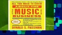 All You Need to Know about the Music Business: 10th Edition Complete