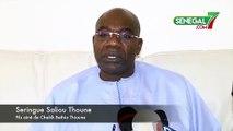 Décès de Cheikh Béthio Thioune : Son fils connaissait à l'avance le responsable (vidéo)