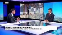 """Giora Eiland: """"The only solution is to co-operate with Hamas"""""""
