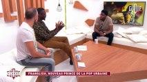 Franglish, le nouveau prince de la pop urbaine dans Clique Claque - CLIQUE TV