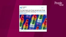 Bud Light Will Sell Beer in Rainbow Bottles for Pride Month in June