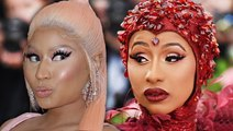 Cardi B Avoids Nicki Minaj At Met Gala 2019