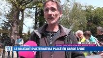 A la Une : Des tombes profanées dans un cimetière à Saint-Etienne / Un nouvel hébergement de fortune pour des migrants / Ils mènent une vie de chien à Saint-Etienne / Nouvelle grève dans la fonction publique ce jeudi.