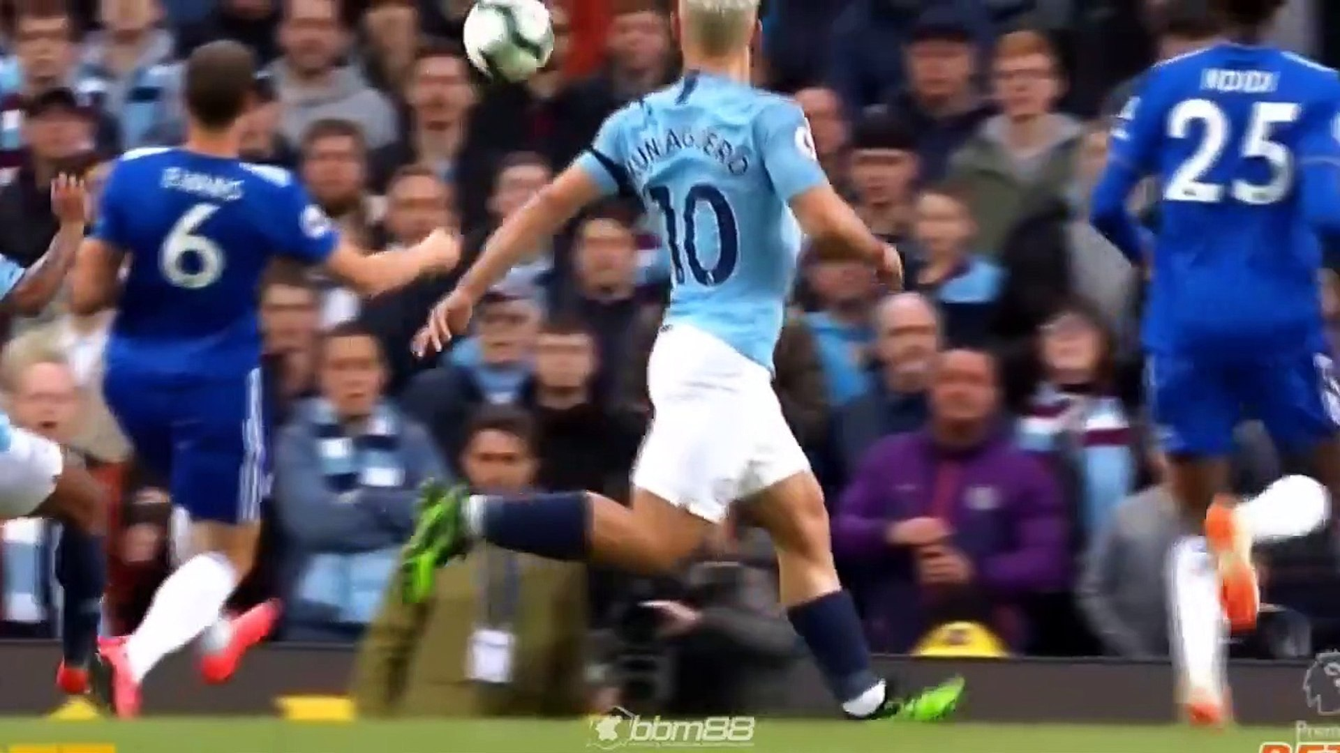Manchester city vs Leicester city 1-0 highlights 06/05/2019