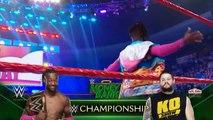 Raw: Kofi Kingston vs Daniel Bryan - WWE Championship