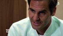 """Roger Federer : """"Je ne viens pas à Roland Garros en me disant, c'est ma dernière"""""""