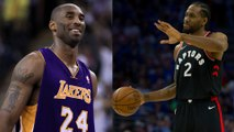 Stephen A Smith Has A HILARIOUS Reaction To Max Kellerman Saying Kawhi Leonard Is BETTER Than Kobe Bryant