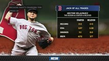 Hector Velazquez Has Served As Both A Starter And Reliever This Season For The Red Sox