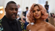 Idris Elba And Sabrina Dhowre Wowed At The Met Gala