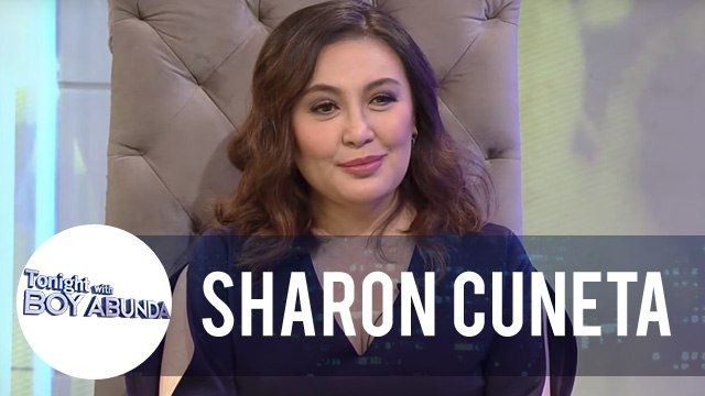 Sharon shares the reason behind accepting her first-ever horror film   TWBA