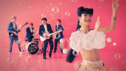 KEYTALK - Bubble-Gum Magic