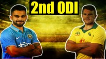 India Vs Australia 2nd ODI: Virat Kohli and team Look to continue winning momentum | वनइंडिया हिंदी