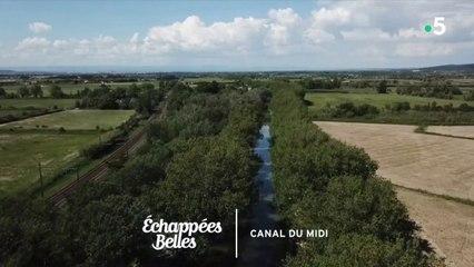 Navigation sur le canal du Midi - Échappées belles