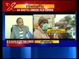 Swine flu reaches epidemic level in Rajsthan