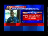 Jammu and Kashmir: Omar Abdullah questions BJPs' ideological position