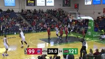 Kyle Randall (18 points) Highlights vs. Maine Red Claws