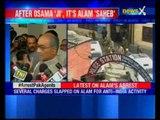 Separatist leader Masarat Alam arrested in Srinagar