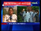 Congress rallies parties to push real estate bill to Rajya Sabha select panel