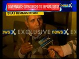 PDP former MLA Nizamuddin Bhat speaks exclusively to NewsX