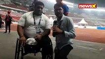 Para Asian Games 2018_ Para Athlete Virender Dhankhar on clinching Silver medal