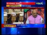 BJP should keep election promises on Ram Mandir, Article 370: RSS