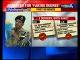 Delhi Police refutes AAP's allegations, says Jitender Singh Tomar was arrested on basis of proof